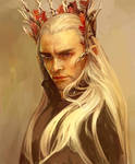 Thranduil-The Hobbit