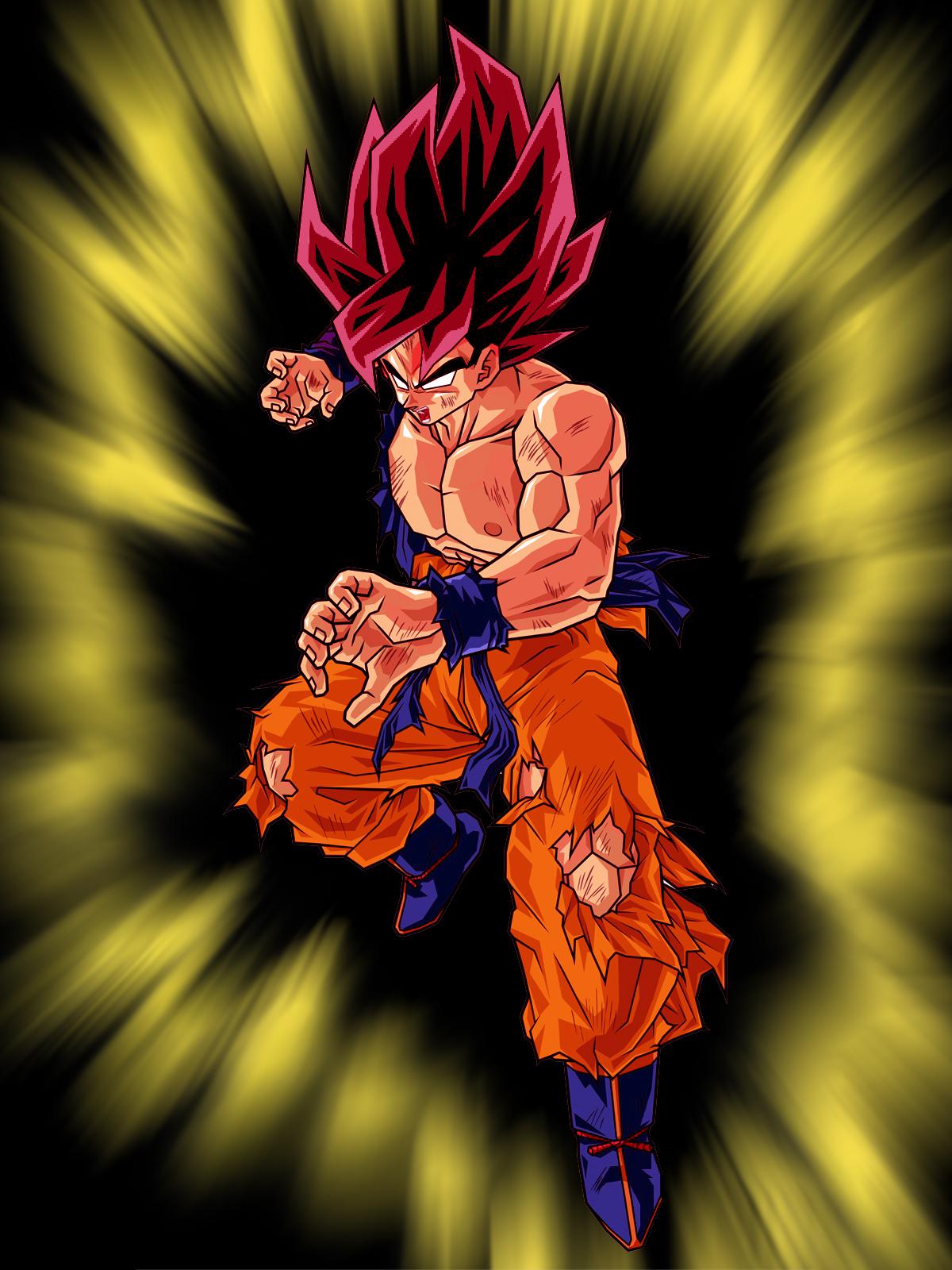 Dragon ball z battle of gods movie anime discussion onemanga forums - Goku super sayen ...