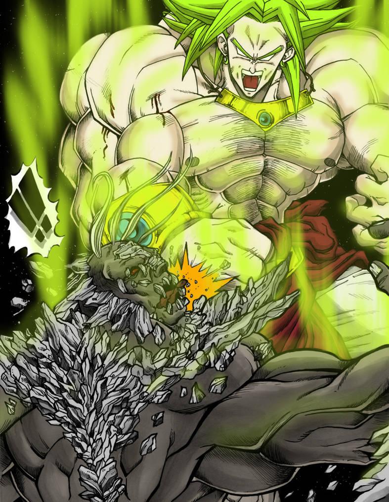Broly vs Doomsday