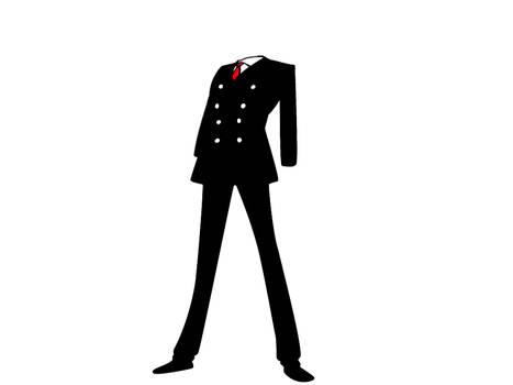 The suit 01