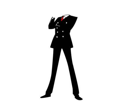 The suit 02