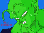 Piccolo the namek