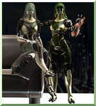 Valley Girl Quarian Updated