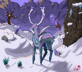 The Sozairus by VangrockianCreatures