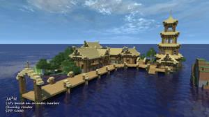 Let's Build an Oriental Harbor  - 1000