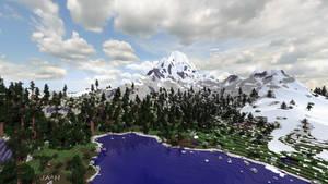Realistic world Generator mod Landscape