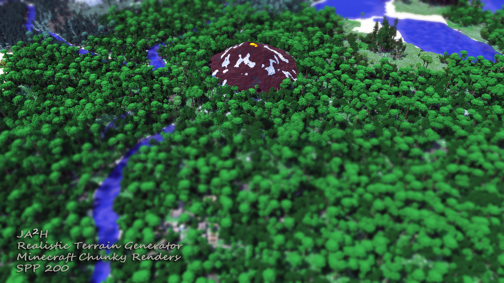 minecraft_volcano_realistic_terrain_gene