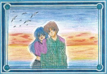 Autumm Love by Yishana