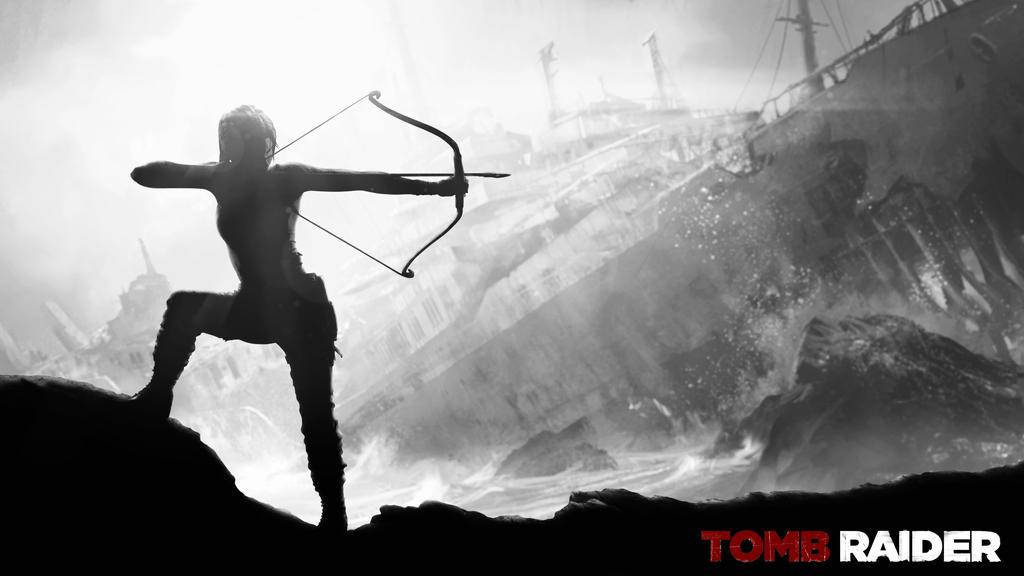Tomb Raider Wallpaper HD 3840x2160 By MrFatback