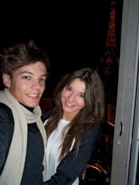 Louis Tomlinson and Eleanor Calder by inlove1D on DeviantArt