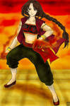 Yuuka of the Fire Nation