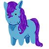 Pony: MrsCastielFTW by zebracornucopia