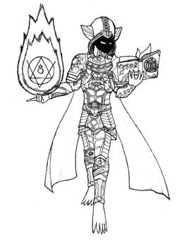 The Hermetic Wizard