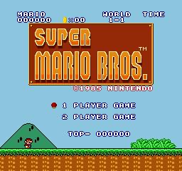 Super Mario Bros Nes Version Snes Style By Supastarfox On