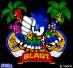 Sonic 3D Blast (NES Version - Genesis Style)