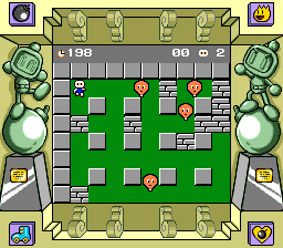 Bomberman Collection (GB - Bomberman Colorized) by SupaStarFox