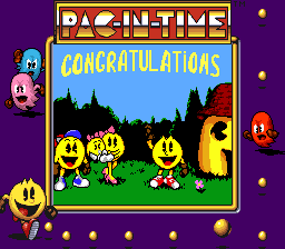 Pac-In-Time (Game Boy - Colorized) by SupaStarFox