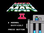 Mega Man 2 (Sega Master System Mock-Up)