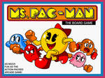 Ms. Pac-Man - The Board Game (Remake)