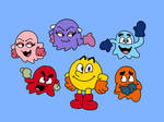 Pac-Man (Hanna Barbera - 2020 Redesign)