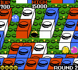 Pac-Mania (Game Boy - NES Style)