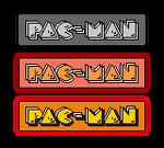 Pac-Man (Game Boy - Logos)