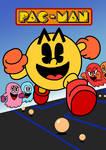Tengen Pac-Man (Recreation)