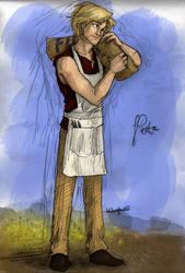 Peeta by sacha11410