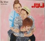 JYJ (Jaejoong-Yoochun-Junsu) by Wiwis1