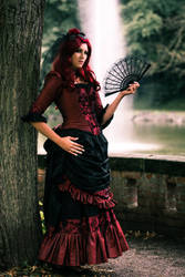 Victorian red #1