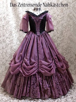 The purple Gown #1