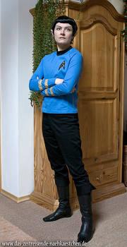 Spock - #1