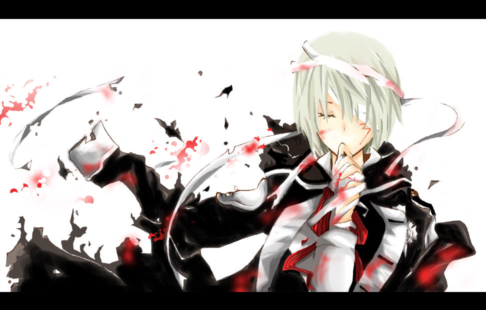 holaa:3 D_Gray_Man___Allen_cover_by_kaokmchan