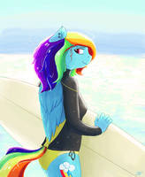 wavedash by ShiroPoint