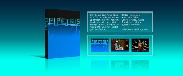 Pipetris - Game: pay what you want