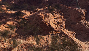 Strata Rock Wall