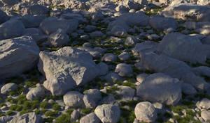 Stones Shader version 1