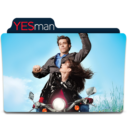 Yes Man Movie Folder I...