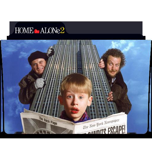 Home Alone 2 Movie Folder Icon By SharatJ On DeviantArt