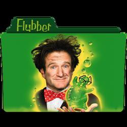 Flubber Movie Folder Icon by SharatJ