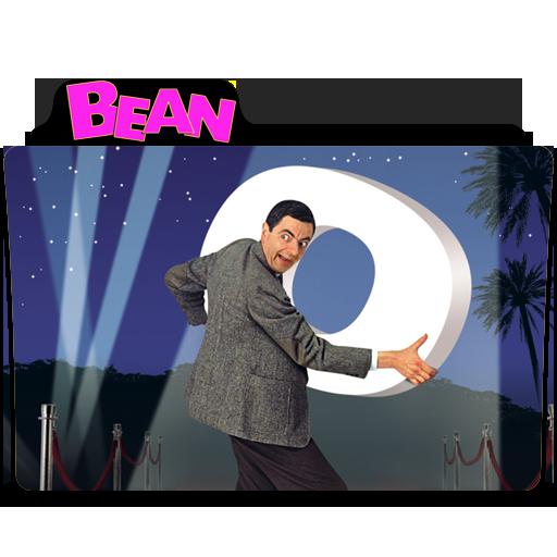 Bean 1997 Movie Folder Icon By Sharatj On Deviantart