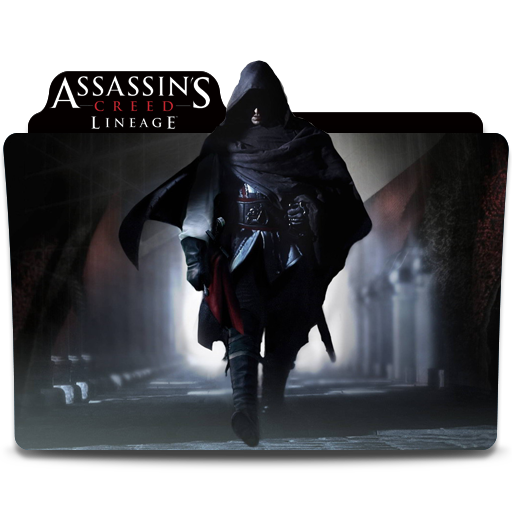 Assassin S Creed Lineage Movie Folder Icon By Sharatj On Deviantart