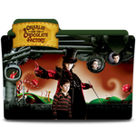 Charlie And The Chocolate Factory Movie Folder Ico