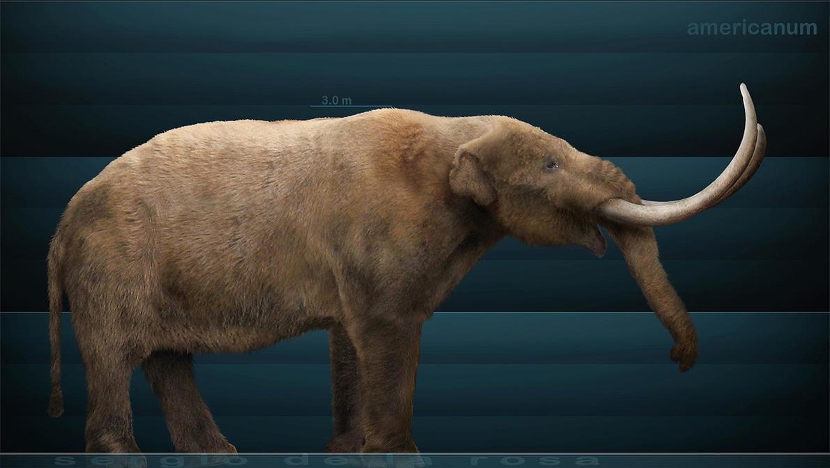 Mastodon by serchio25