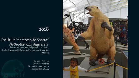 Sergio De La Rosa perezoso de Shasta