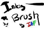 Inking Brush