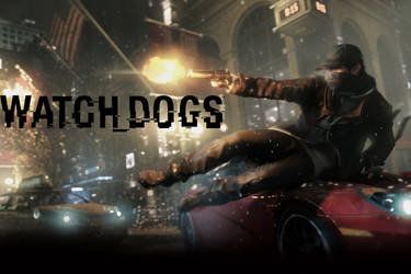 WatchDogs- A Video Game Background by Iatefailure