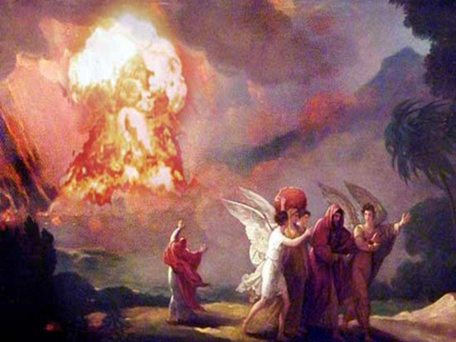 Sodom and Gomorrah by myjavier007 on deviantART