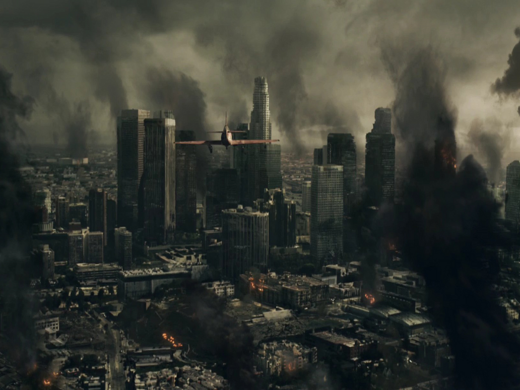 resident evil afterlife los angeles by myjavier007 on