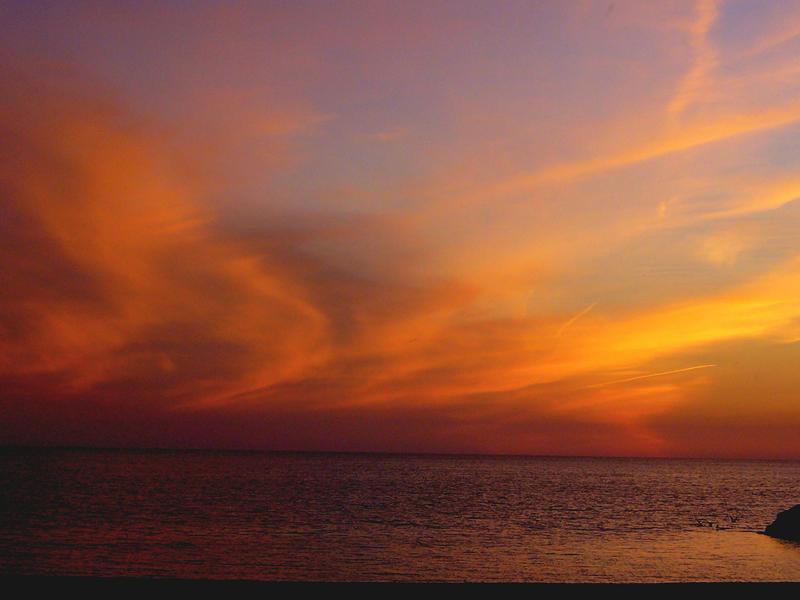 Sky Painting 3 by Zimarra